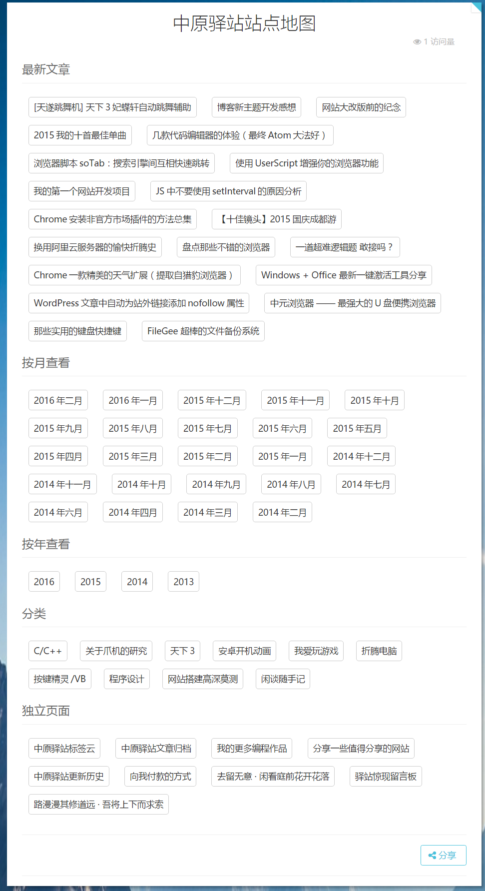 中原驿站标签云 – 中原驿站_2345看图王(1)